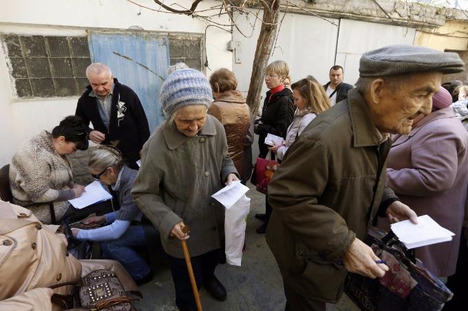Выплата пенсии переселенцам из зоны ато последние новости на сегодня