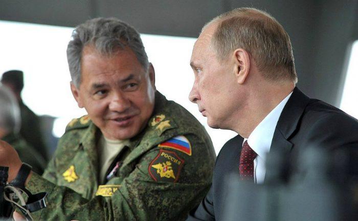 Пенсия у Путина