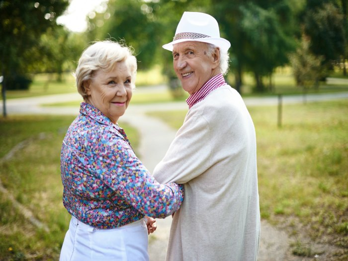 Пенсионеры за рубежом