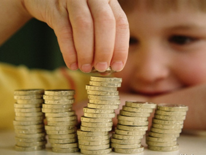 Пенсия на ребенка