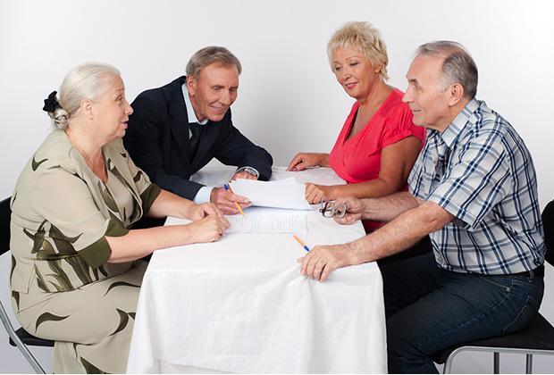 Как получить пенсию наследнику