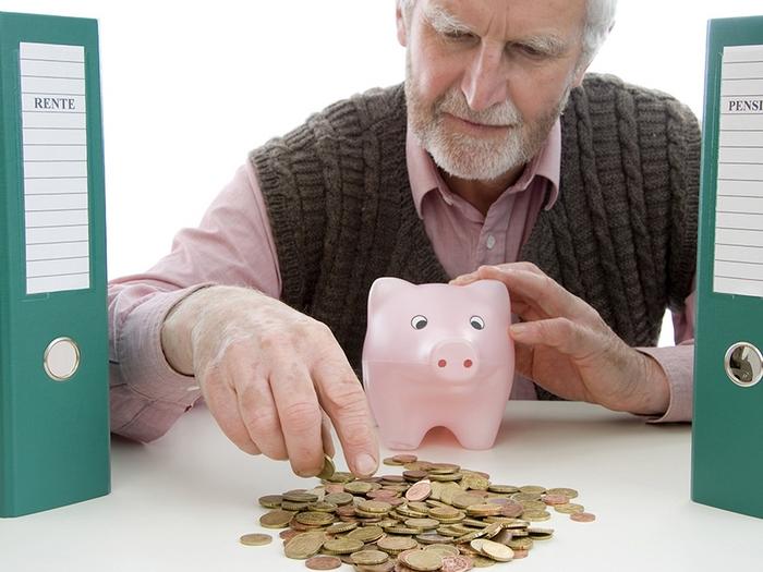 Особенности пенсии у молчунов