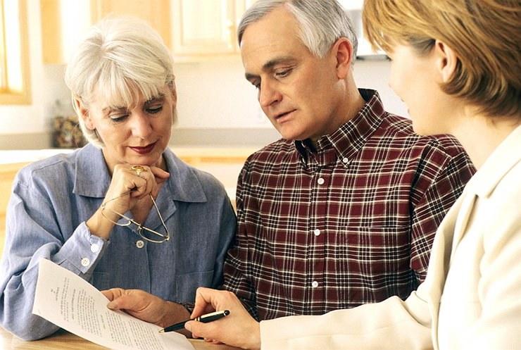 Как можно получить накопительную часть пенсии